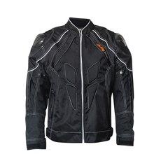 Winter Motorcycle Jacket Mens Protective Gear Riding Jacket Motos Armor Chaqueta Moto Carbon Fiber Shoulder Motocross Jackets недорого
