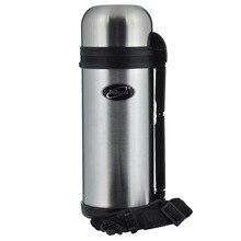 Термос BIOSTAL NG-1500-1 (Объем 1.5 литра, нержавеющая сталь, время сохранения тепла 19 часов, складная ручка)