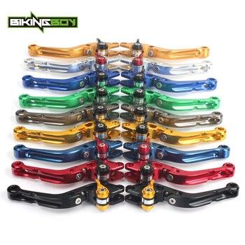 Adjustable Short Folding Clutch Brake Levers for DUCATI Multistrada DS 04 05 06 ST4 S 07 08 09 10 11 12 13 14 15 16 2015 2016