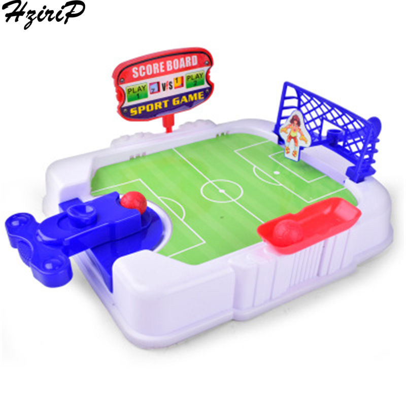HziriP Simulation Finger Ejection Competitive Football Field Board Game Toys Parent-child Interaction Plastic Coordination Toy