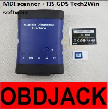 US $78 0 |2016For G M MDI Interface Diagnostic Tool Used with TIS2Web for G  M Global Diagnostics System (GDS) SPS and MDI Manager Software on