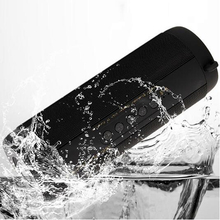 T2 Waterproof Outdoor Mini Wireless Bluetooth Speaker Subwoofer Portable Support TF card FM Stereo Hi Fi