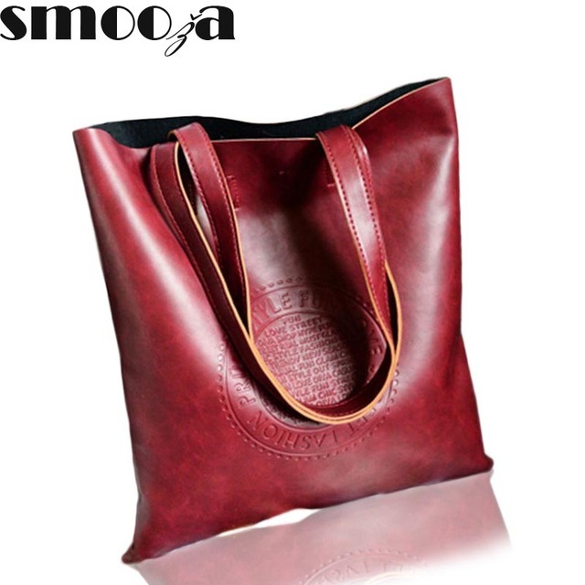 0b19cba6cbd1 SMOOZA 2018 new crown handbags women bags the retro shoulder messenger bag  women leather handbags brand famous bags