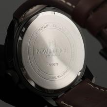 New Brand Fashion Men Sports Watches Men's Quartz Hour Date Clock Man Leather Strap Military Army Waterproof Wrist watch