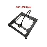 30*40cm laser engraving machine 10W 2500MW 500MW laser marking cutting machine 3040 laser wood router cutter engraver printer