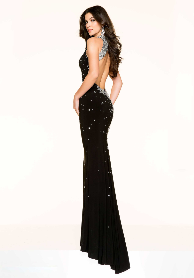 Sexy Sparkly Black Prom Dresses – fashion dresses