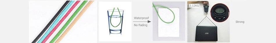 Waterproof Rope