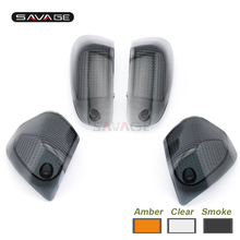 Front/Rear Turn Signal Lamp Cover For KAWASAKI ZZR 400 1993-2006 ZZR 600 1993-2008 Motorcycle Accessories Signaling Cap Moto
