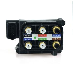 Image 2 - Für A6 AUDI A6/AVANT A7 AUDI A7 SPORTBACK 2011 2014 Luftfederung Magnetventil Block 7L8616007A 4H0616013