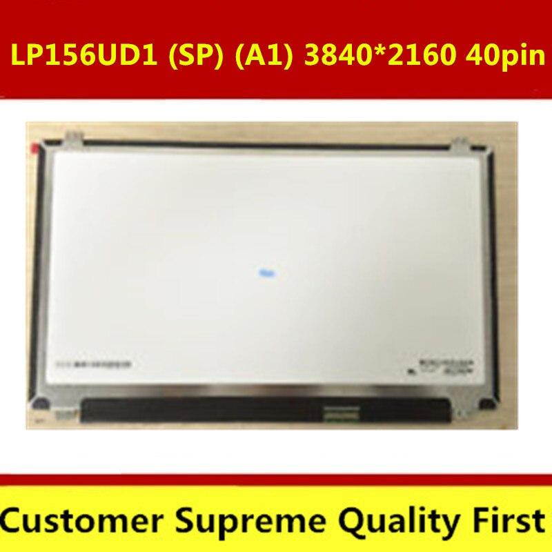 Free shipping new LTN156FL02-L01 LP156UD1 SP A1 4K 3840*2160 UHD eDP 15.6 LCD LED Display Screen