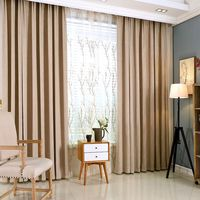 Japan Faux Curtains For Living Room Kids Bedroom Window Treatments Blackout Curtain Roman Blind Home Textile