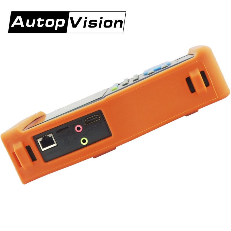 DHL ücretsiz nakliye IPC4300 CCTV tester 4.3 Dokunmatik ekran IP - Güvenlik ve Koruma - Fotoğraf 5
