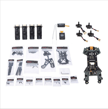 F15873 Original Walkera Runner 250 DIY Frame Parts Kit BNF 250 Size RC Quadcopter without OSD/HD Camera/Transmitter