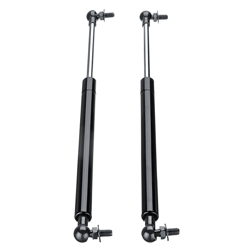2Pcs Bonnet Hood Lift Supports Shock Gas Struts For Nissan Patrol Y61 Y62 1997-2018 Steel 41Cm(China)