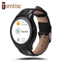 Torntisc NO. 1 D5 Smart Watch Phone Unterstützung Bluetooth Wifi 3G 512 MB + 4 GB Herzfrequenz Smartwatch Für Android 4.4 OS Smartphone