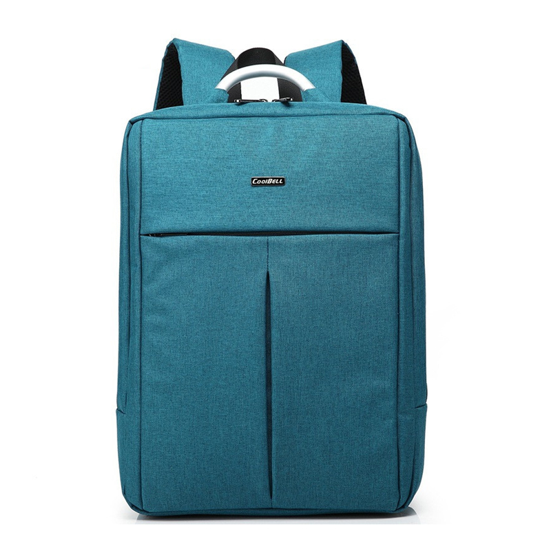 14.4 15.6 inch Laptop Backpack Coolbell Business Style Men Casual Daypack for Macbook Dell HP Lenovo Thinkpad ASUS Samsung Acer brand coolbell for macbook pro 15 6 inch laptop business causal backpack travel bag school backpack