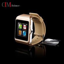 New arrival P3 Smart watch 1.55″ IPS HD Bluetooth 3.0 Wristwatch for iPhone5/5S for Samsung Android smart phone free ship
