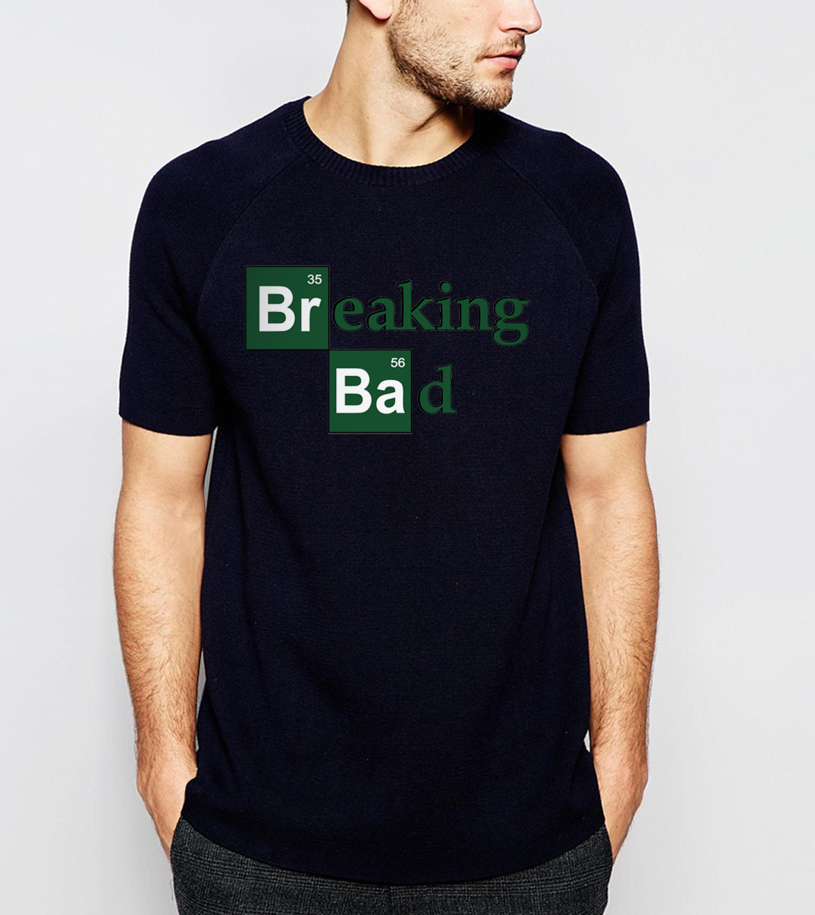 ALI shop ...  ... 32791089165 ... 2 ... Hot Sale Breaking Bad Heisenberg Men T Shirts 2019 Summer Fashion Casual 100% Cotton  T-Shirt Streetwear Slim Fit Top Tees S-3XL ...