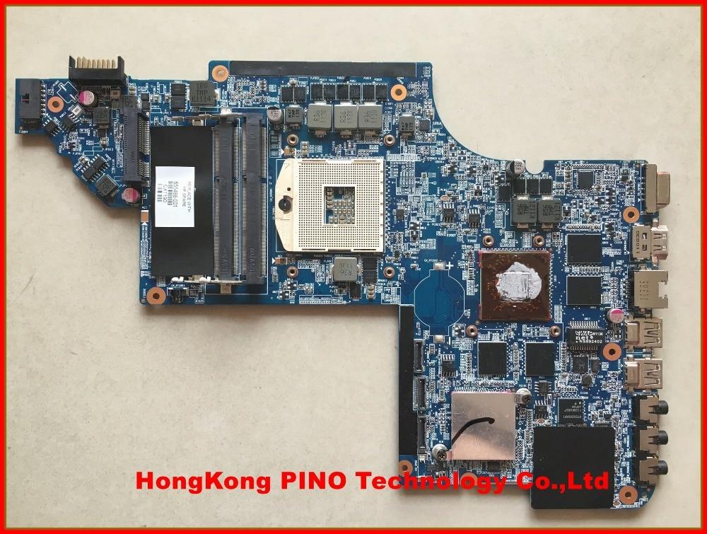 655488-001 For hp dv7 dv7-6000 Laptop Motherboard HM65 fully tested working 655488 001 laptop motherboard for hp dv7 6000 655488 001 intel non integrated hm65 fully tested 60 days warranty