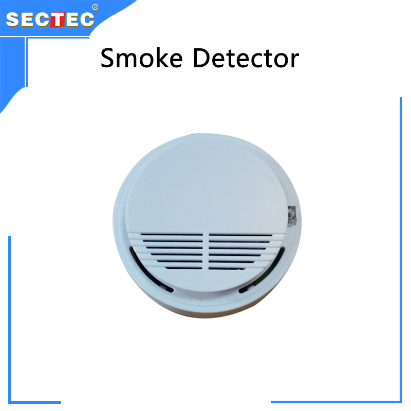 Smoke Detector Excellent combination with alarm host, Smart Home ip camera accessories