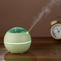 New Dream Light Shadow Aroma Diffuser 150ML Essential Oil Air Humidifier Desktop Mute Air Purification Mist