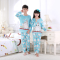 Children's pajamas set Spring and autumn girls lovely long sleeved Pyjamas suit baby homewear kids sleepwear clothes for boy