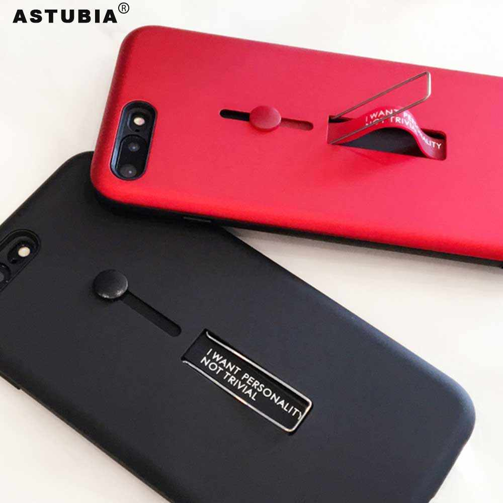ASTUBIA Case For Huawei P Smart Case For Huawei P20 Pro Case Stealth Bracket Holders Ring Cover For Huawei P20 Lite P20 P10 Plus