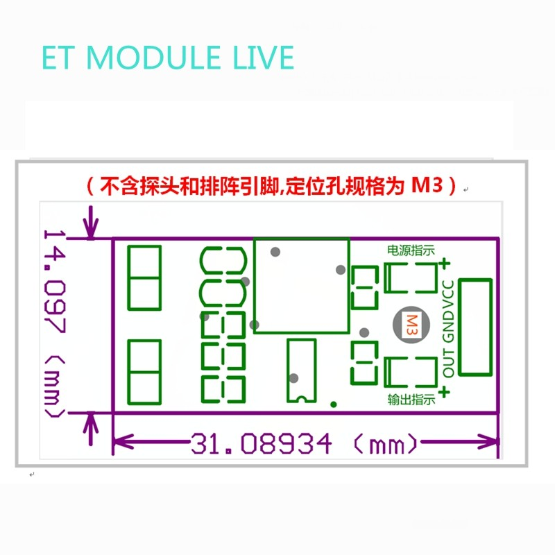 IR Infrarot Hindernis Vermeidung Sensor Modul für Arduino ...