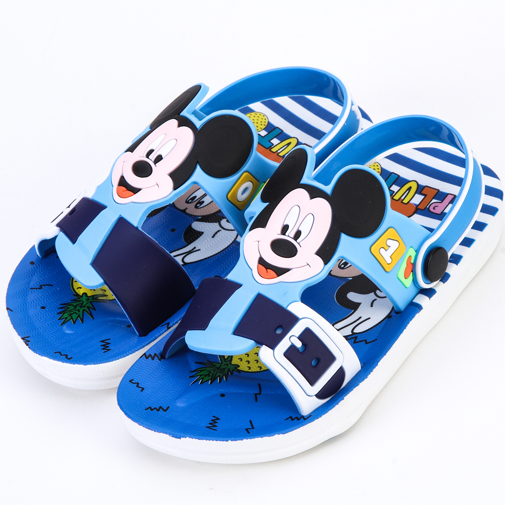 Summer Kids Shoes Mickey Minnie Sandals Cartoon Chinela