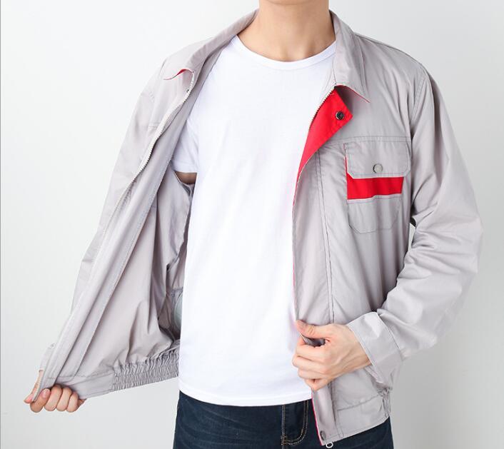 Jacken Alharbi 5288 T-shrit 2019 Frühling Neue Männer Jacke Outwear Bomber Abzeichen Bestickt Mantel