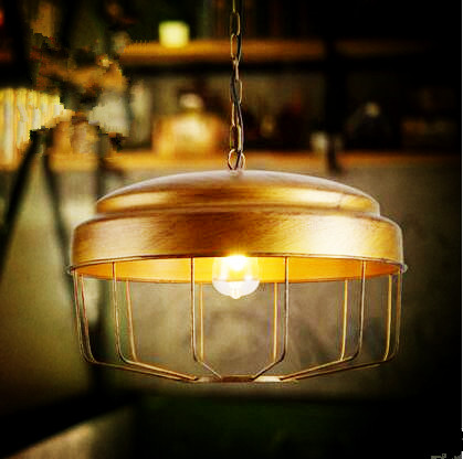American Retro Loft Style Industrial Lamp Vintage Light Edison Pendant Lights Fixtures Indoor Lighting Lamparas Lampen