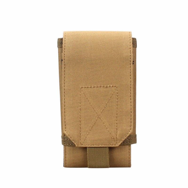 Olahraga Holster Kait Loop Sabuk Telepon Kasus Cover Bag Pouch Untuk - Aksesori dan suku cadang ponsel - Foto 2