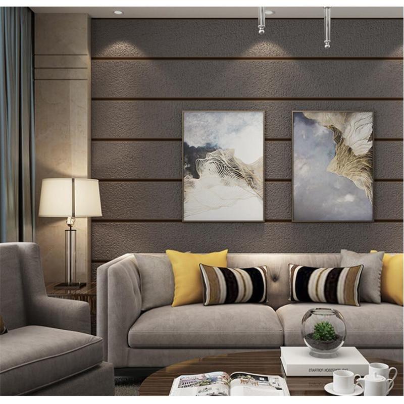 simple background living tv bedroom modern wallpapers marble deer 3d leather wallet striped roll