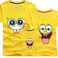 Minions famili look niñas T Shirt Plus mamá y yo padre e hijo trajes madre padre del bebé esbirros camisetas de la familia a juego