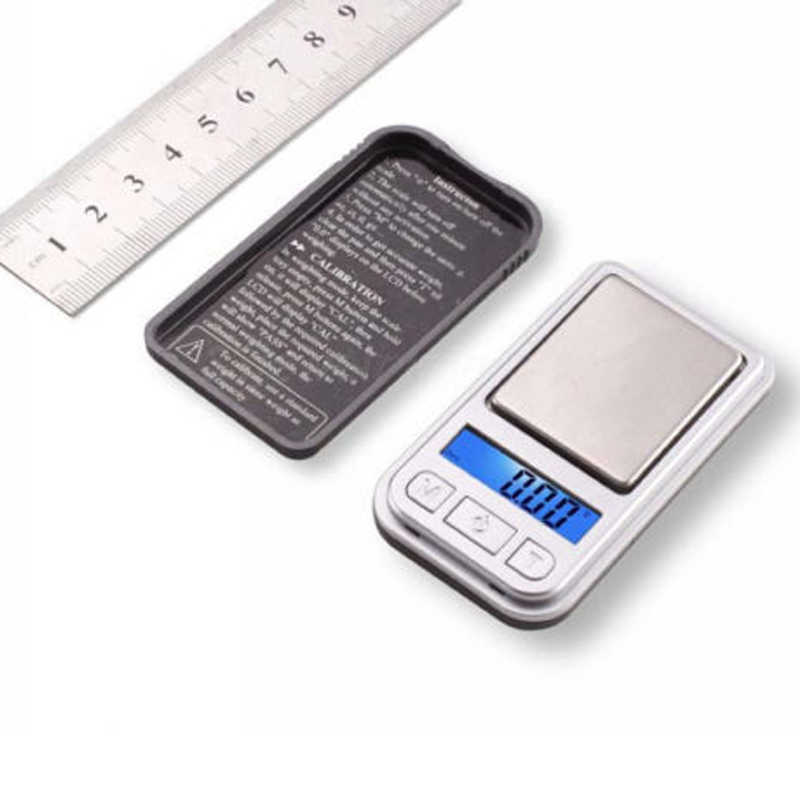 Super Mini Pocket digital scale 100g x 0.01g electronic Gold Gram Jewelry Balance weighing Weights Scale LCD