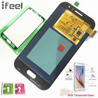 IFEEL 100% Tested LCD Display Touch Screen Digitizer Repair For Samsung Galaxy J1 Ace J110M J110F J110G J110L Super Amoled