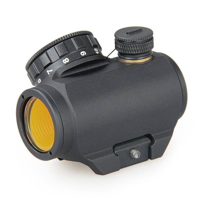 canis latrans 1x20mm hd reticulo de visao reflexo 3moa apontar ponto vermelho gs2 0068