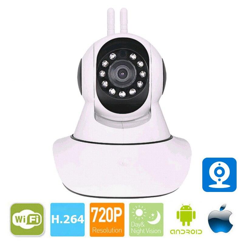 Wi Fi IP Camera WIFI 720P 1080P Home Security Surveillance System Onvif P2P Phone Remote 1MP Wireless Video Surveillance Camera
