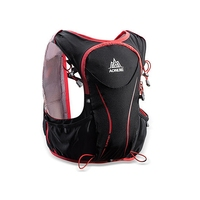 AONIJIE Running Bag Backpack 5L Hydration Bag Outdoor Sport Bag Vest Super Light for Cycling Climbing Camping Hiking Running