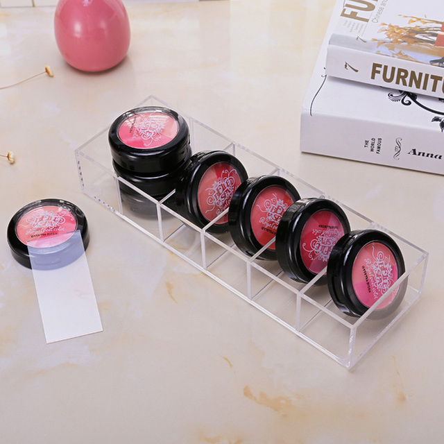Free Shipping New Fashion Acrylic Jewelry Display Detachable Shadow