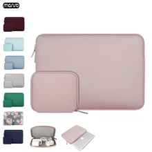 MOSISO Laptop Sleeve 11 12 13 14 15 15.6 inch Notebook Case Soft Bag for Macbook Air 13 New Touch Bar Retina Dell Notebook Bags