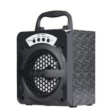 MS-130BT Mini Outdoor Nirkabel Bluetooth Speaker Super Bass dengan USB AUX-In FM Radio Portabel Loudspeaker Pendukung Kartu TF(China)