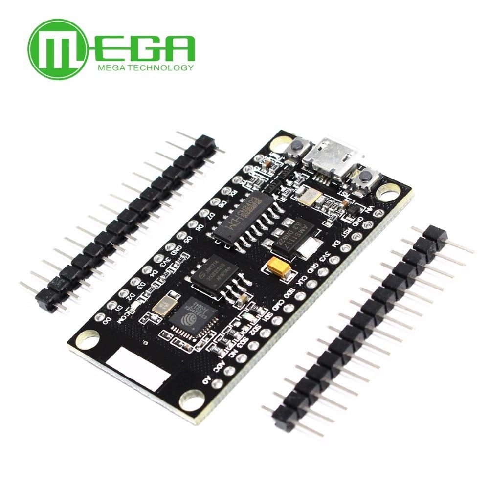 1pcs NodeMCU V3 Lua WIFI Module Integration Of ESP8266 + Extra Memory 32M Flash, USB-serial CH340G