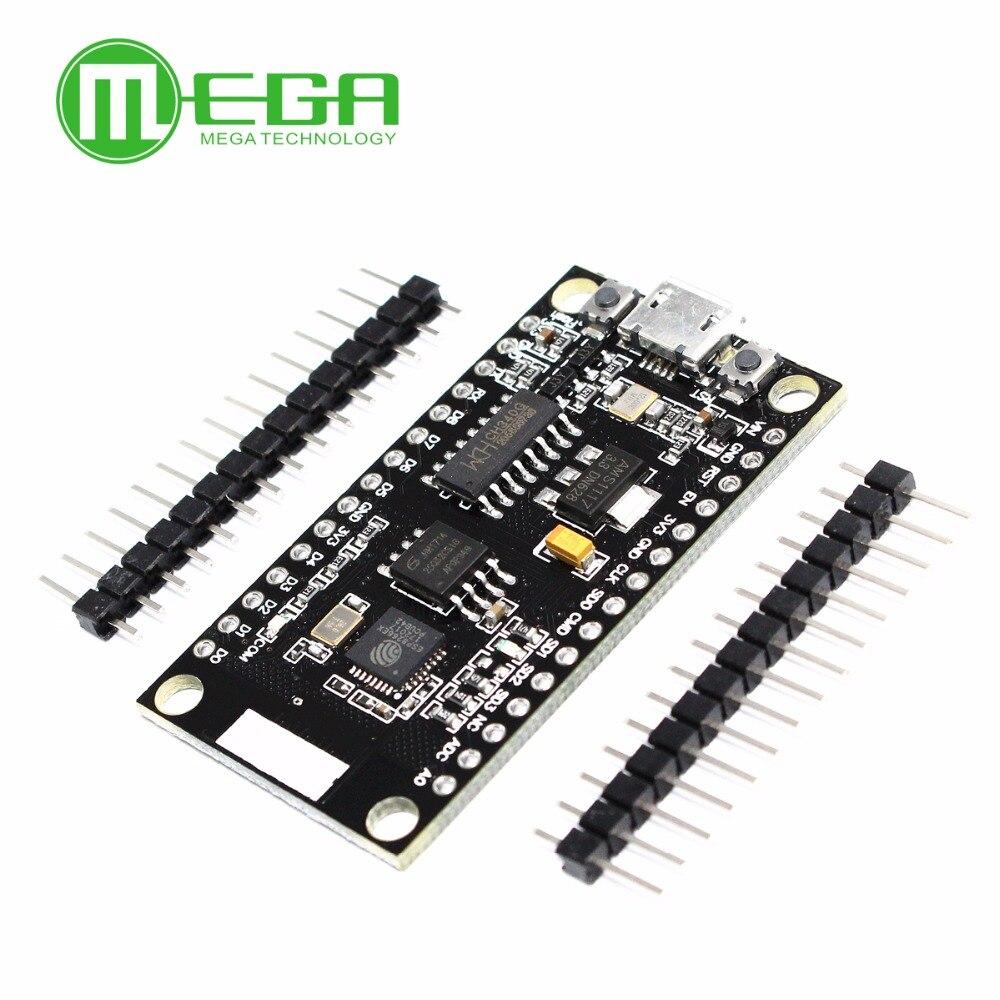 1 шт. NodeMCU V3 Lua WIFI модуль интеграции ESP8266 + дополнительная память 32M Flash, USB serial CH340G|Интегральные схемы|   | АлиЭкспресс