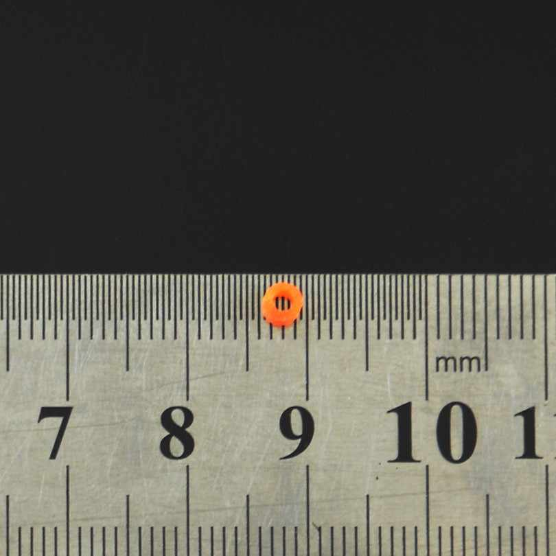 MNFT 10 шт./упак. 2,5 мм диаметр 30 см резиновая трубка для Visserijvlotter Seat leider Beschermen Karper Pellet Band Aas lokken