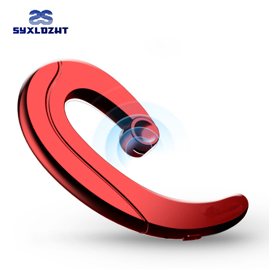 New Ear Hook Bluetooth Earphone Sport Wireless Headphones With Mic HiFi Wireless Earphones Blutooth Headset audifonos For Phone