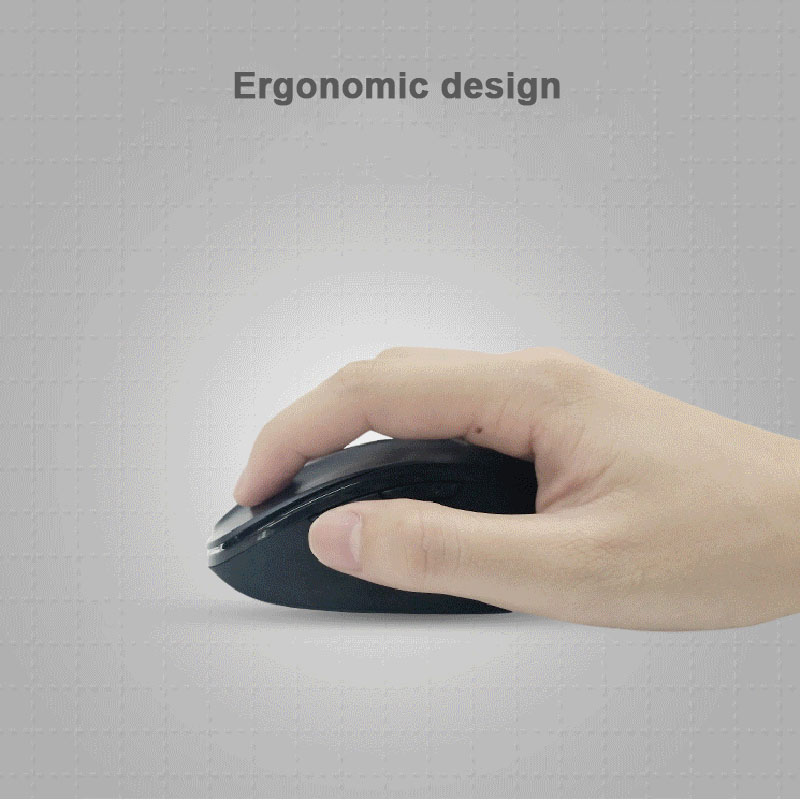 Souris vocale sans fil souris sans fil soutien voix bureau maison contrôle multilingue recherche de frappe ND998