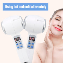 Hot Cold Face Care Masszázs Cryotherapy Shrink pórusok Anti-Wrinkle Anti-Aging bőrápolás Fiatalító Lifting Beauty Massage