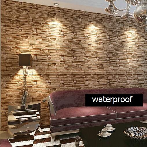 Popular Wallpaper Brick Design Buy Cheap Wallpaper Brick Design
