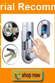 2-2 fingerprint door lock